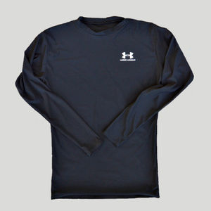 Under Armour Black Long Sleeve Compression Shirt